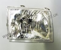 Ford Ranger 2.5TD Pick Up ER24 (12Valve) (1999-10/2007) - Front Head Lamp Unit LH (RHD Only)